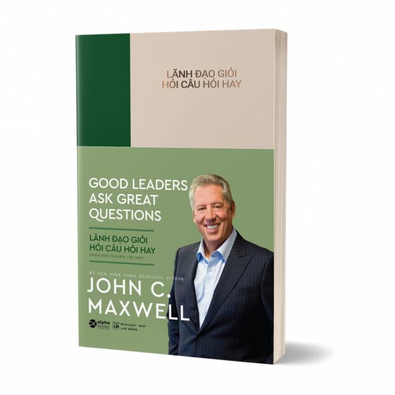 Lãnh đạo phong cách John C.  Maxwell ( 5 cuốn )