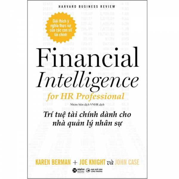 Trí tuệ tài chính dành cho nhà quản lý nhân sự
