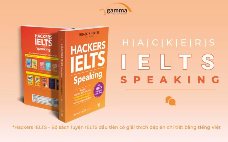 Combo 4 cuốn Hackers IELTS (mới)